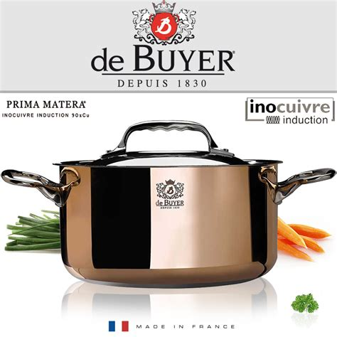 Teflon Prima Cook copper cookware set sale epicurious kitchen makes your daily cooking tasks easy with this