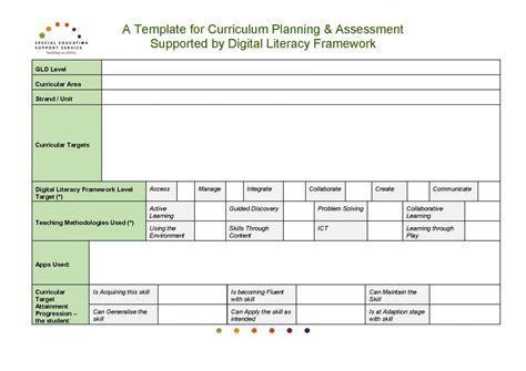 disability plan template digital literacy framework general learning disability