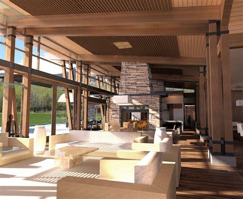 colorado mountain home in aspen custom home magazine structural associates company luxury custom home builders