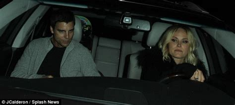 colin egglesfield daily mail malin akerman spotted on dinner date with colin