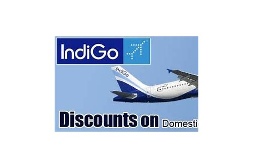 coupon for indigo flight booking