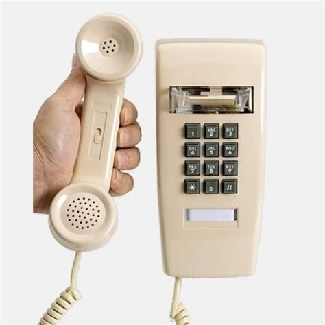 modern wall phone industrial wall phone with dialpad