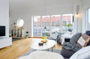 home n decor interior design 带阁楼的公寓 时尚的华丽丽 瑞典简约风 唯美系网
