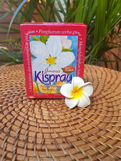 Kispray Violet kispray amoris box 4 x 21ml bali fresh