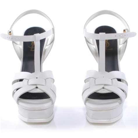 Harga Foundation Christian yves laurent white sandals