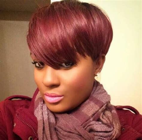 pixie style weave styles sensational wig cara short cuts pinterest