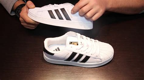 aliexpress knockoffs unboxing aliexpress replica quot adidas superstar quot 19 59