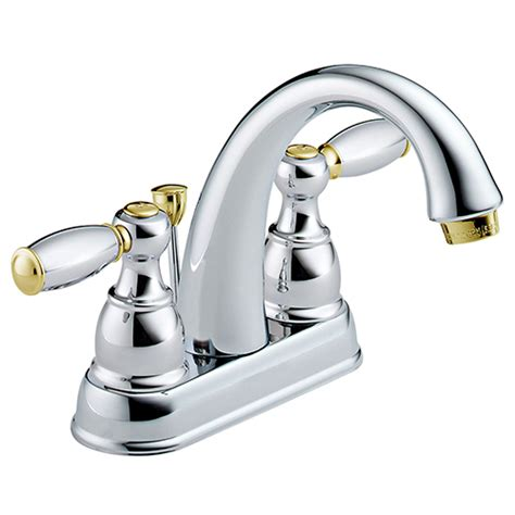 delta brass bathroom sink faucets delta 25995lf cb d two handle bathroom sink faucet chrome