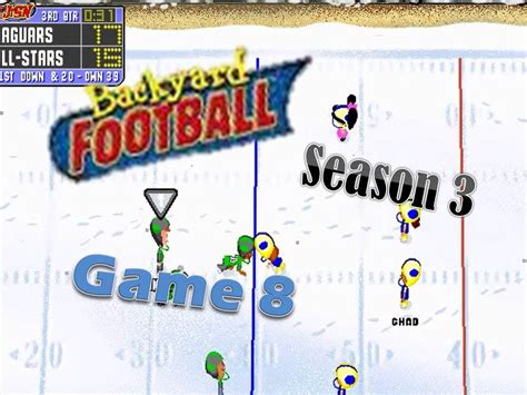 backyard football 1999 28 images backyard football box