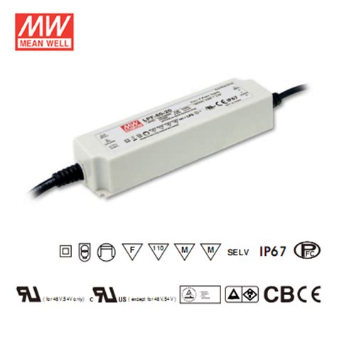 Power Supply Well Led Driver Plp 60 12volt 25w led driver well apv 25 12 power supply