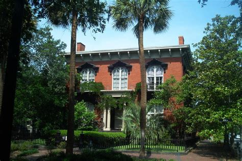 mercer house savannah ga mercer house photo picture image georgia at city data com