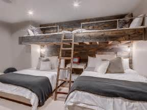 Bunk Bed Rooms these cool built in bunk beds will have you wanting to