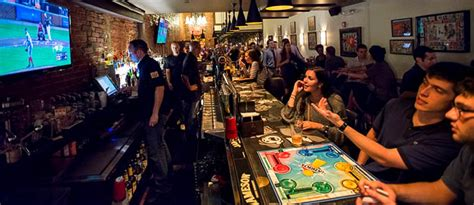 top 10 bars in dc play around 8 bars with games in washington d c drink