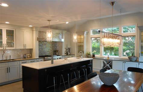 Kitchen Backsplash Ideas White Cabinets Subtle Sparkle Kitchen Addition Toni Sabatino Style