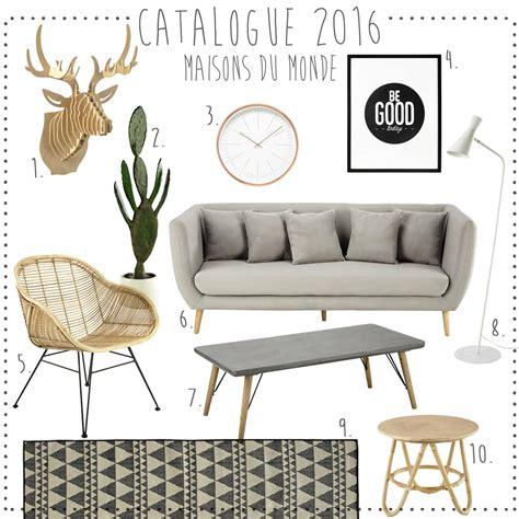 Catalogue Maisons Du Monde 2016 by Nouveau Catalogue Maisons Du Monde 2016 Deco Trendy