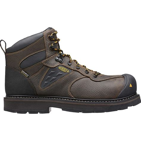 keen composite toe shoes keen tacoma composite toe waterproof work boot k1015396