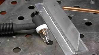 Hand Held Spot Light Aluminum Pipe Tig Welding Aluminum Pipe