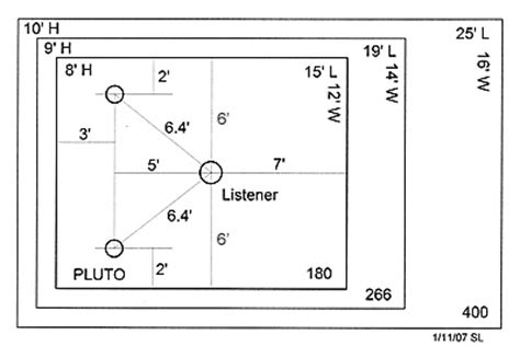 how to calculate a room size pics for gt home theater room size calculator