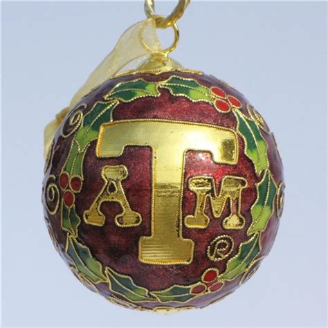 cloisonne ornaments texas christmas ornaments