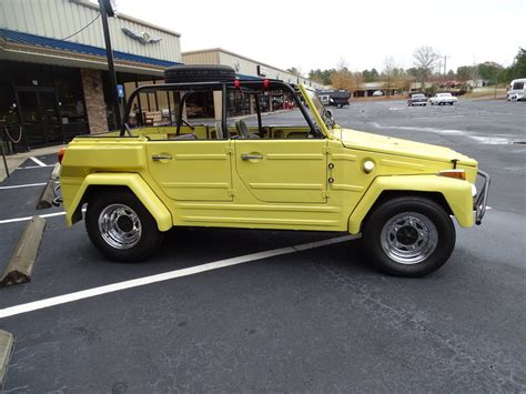 1974 volkswagen thing 1974 volkswagen thing gaa cars