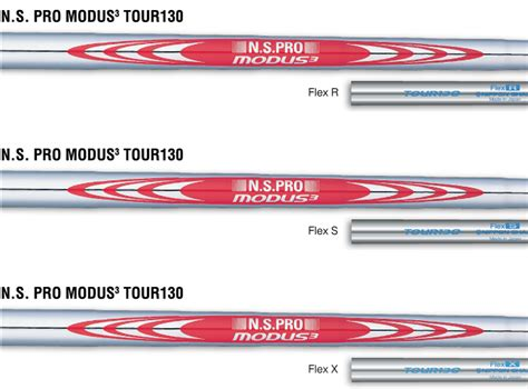 nippon shafts swing speed nippon ns pro modus tour 130 iron shaft 355 quot 370 quot golf