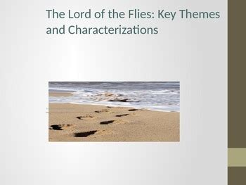lord of the flies key themes the english teacher s pet teaching resources teachers