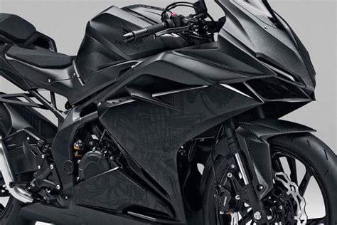 Yamaha Xabre Black Edition Carbon honda cbr250rr 2015 concept 004 motomalaya