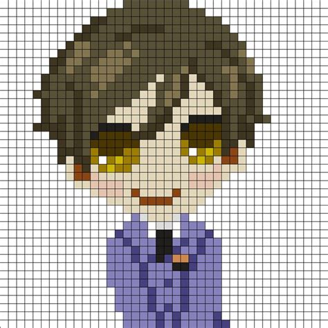 227 best images about anime perler beads on pinterest