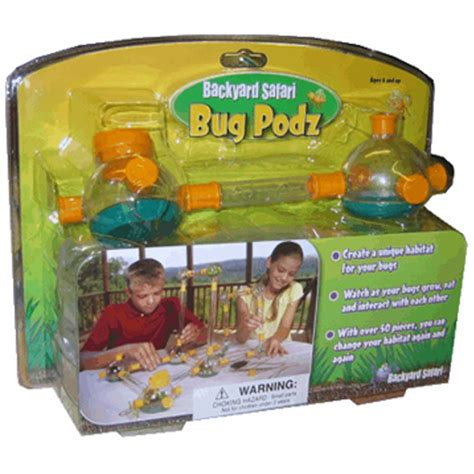 backyard safari bug habitat toys outdoor furniture