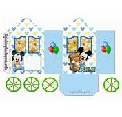 Kit Personalizados Mickey Mouse Baby Disney Para