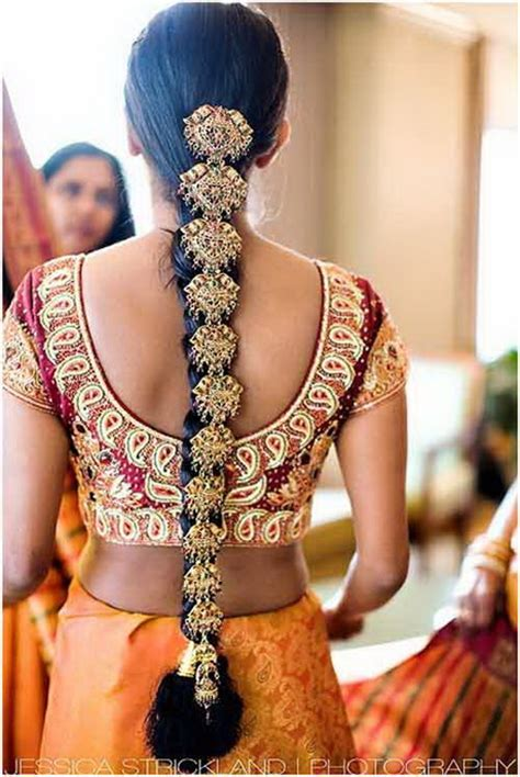 Hindu Wedding Hairstyles For Hair by Bridal Hairstyles Indian Wedding