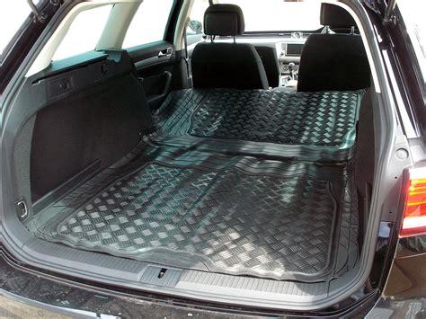 rubber boot liner for vw passat estate boot liner load mat bumper protector vw volkswagen passat