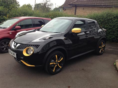 nissan yellow nissan juke black and yellow reviews prices ratings