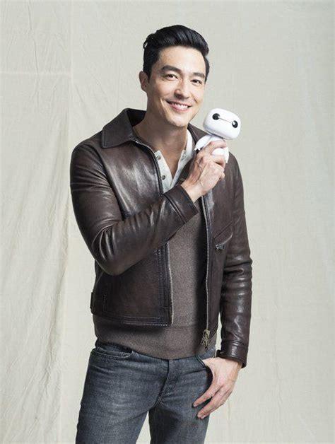 big korean actors daniel henney voice actor of tadashi hamada from big hero 6