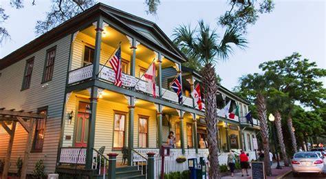 Florida House Inn   Historic downtown Fernandina Beach, Florida   Amelia Island, Florida