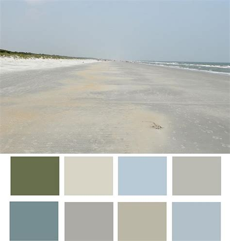 coastal colors home decoratings