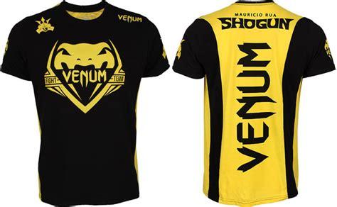 Venum Fight Team Shirt Black venum shogun team shockwave shirt black yellow