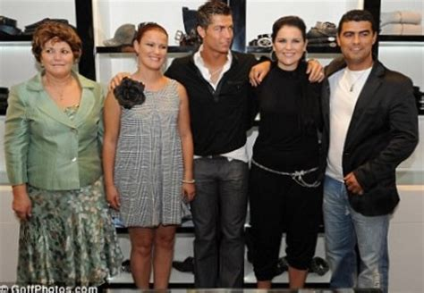 cristiano ronaldo parents biography image gallery ronaldo family
