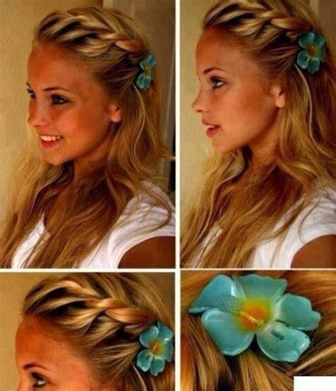 Hairstyles For Luau Party | 17 best ideas about luau hair on pinterest cheap maxi