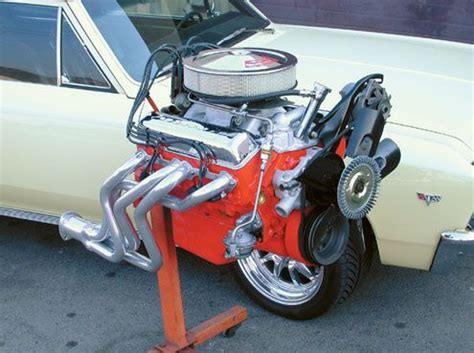 327 ci chevrolet engine chevy high performance