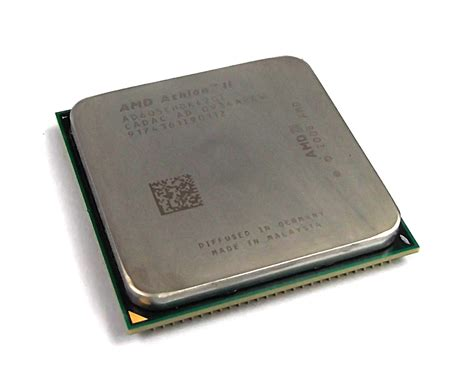 Processor Amd Athlon Ii P360 2 3ghz amd athlon ii x4 605e ad605ehdk42gi 2 3ghz socket am3 processor