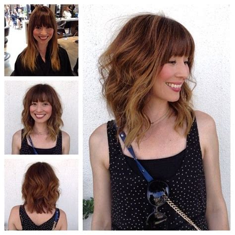 lob haircut meaning i mean the palette i got to work with le sigh