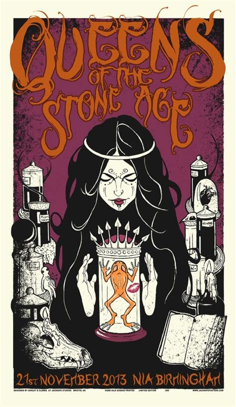 Jacknife Design Instagram | 1000 images about queens of the stone age on pinterest