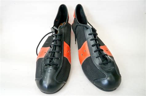bike shoe fit italian vintage cycling shoes size 47 classic steel bikes