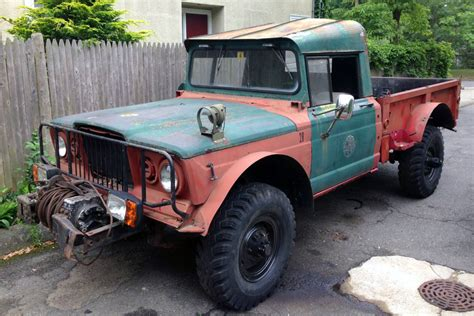kaiser jeep for sale military gladiator 1968 kaiser jeep m715