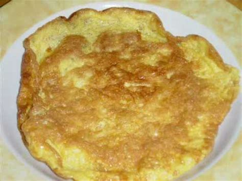 cara membuat omelet ala perancis image gallery telur dadar