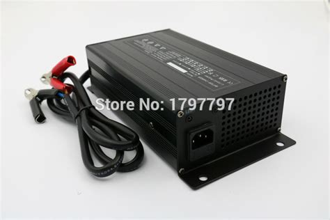72 volt lead acid battery charger 72v 10a battery charger for forklift electric car escooter in