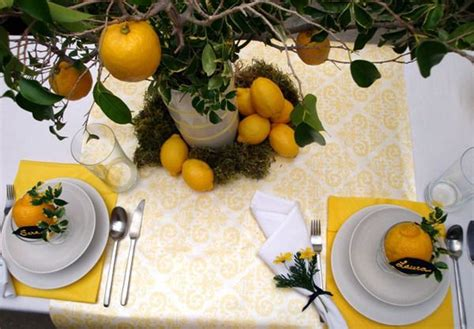 17 best images about lemon lime wedding theme on yellow weddings green