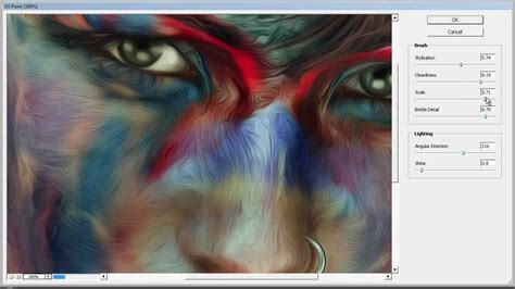 tutorial watercolor photoshop cs6 painting oil paint filter photoshop painting free engine