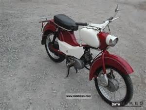 Suzuki Sr4 1964 Simson Sparrow Sr4 1